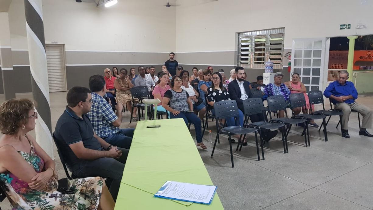 I Conferência Municipal dos Direitos da Pessoa Idosa