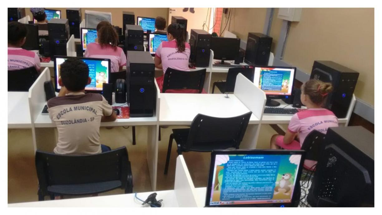Com IDEB 7,5, Guzolândia Não Mede Esforços na Aprendizagem de seus Alunos.