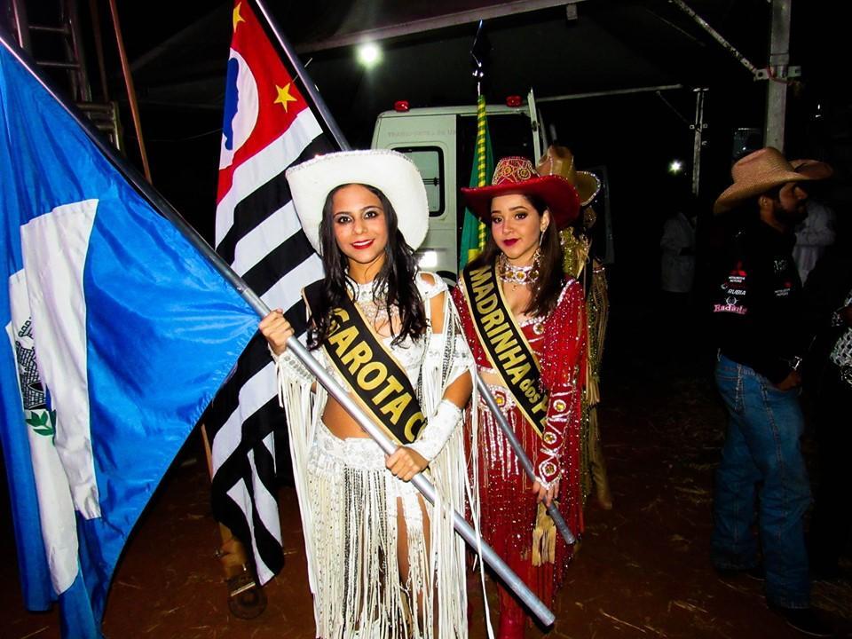SEGUNDO DIA DA 19 FESTA DO PEÃO DE GUZOLÂNDIA