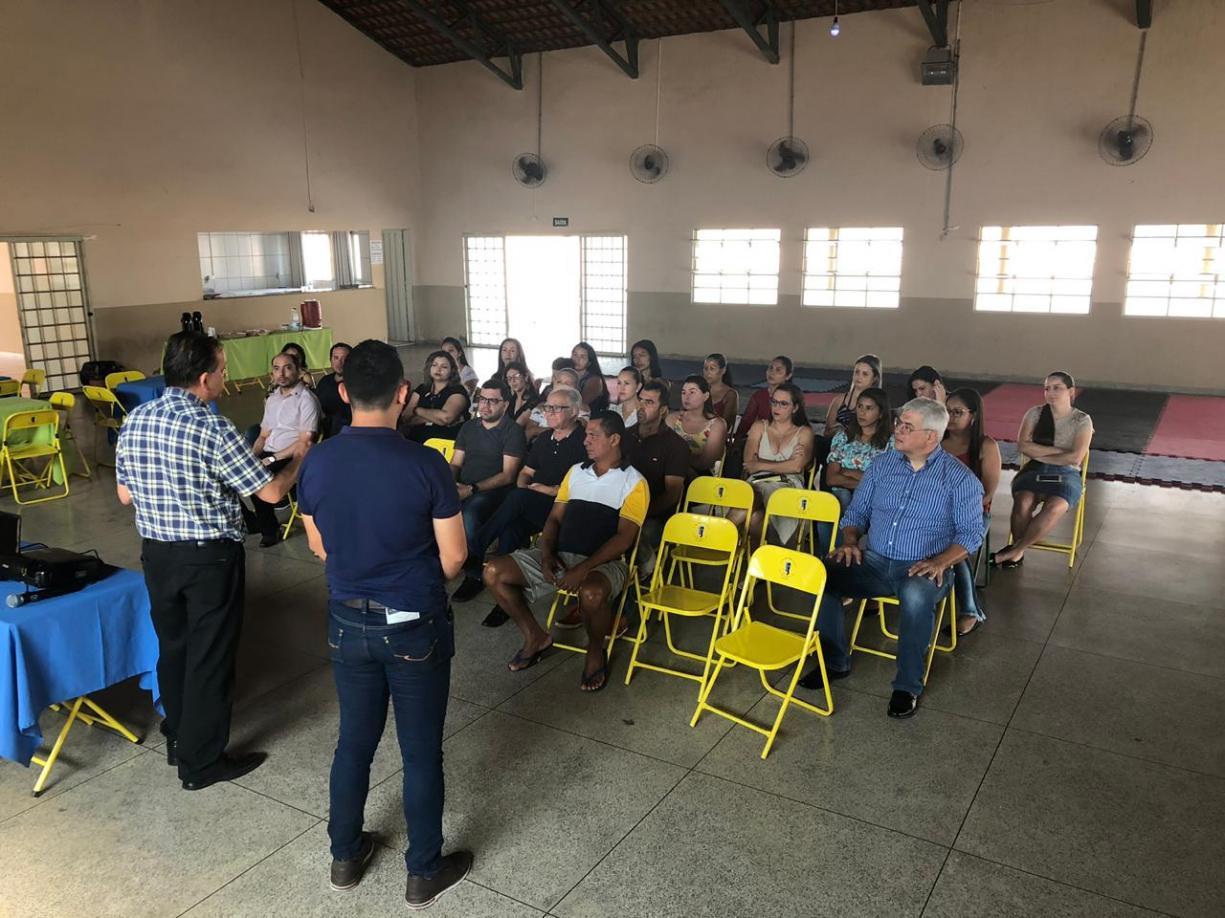 VI Conferência Municipal de assistência Social de Guzolândia.