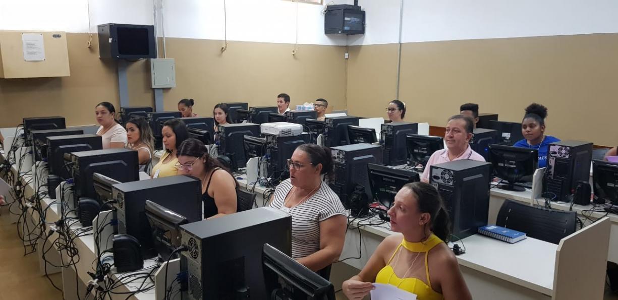 No último dia 18, foi finalizado mais um Curso/oficina no município de Guzolândia