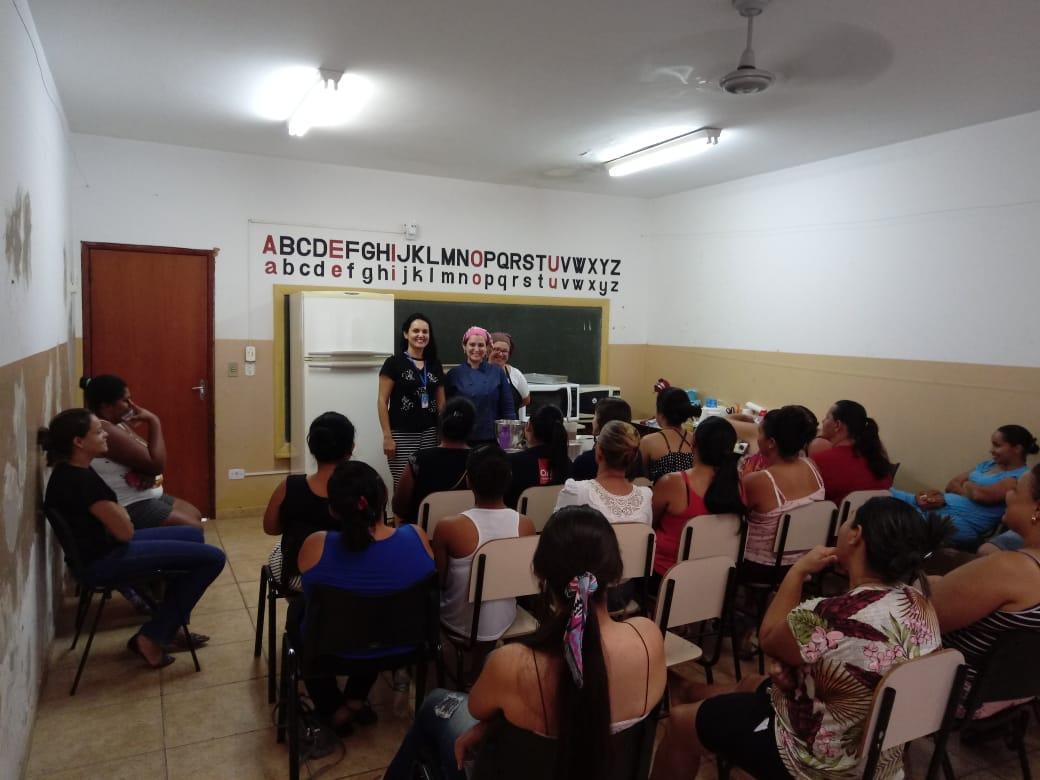 OFICINA DE PRODUÇÃO E DECORAÇÃO DE BOLOS