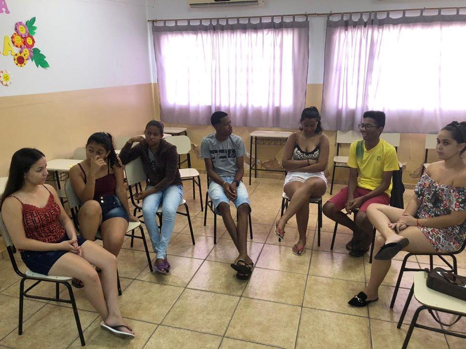 Grupo de Convivência e Fortalecimento de Vínculos Idosos
