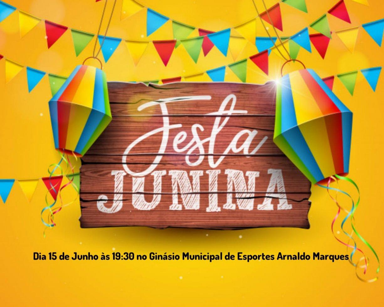 Vem aí: Tradicional Festa Junina