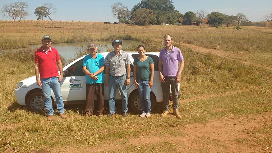 Projeto Radge (Recuperação de Áreas de Grandes Erosões)