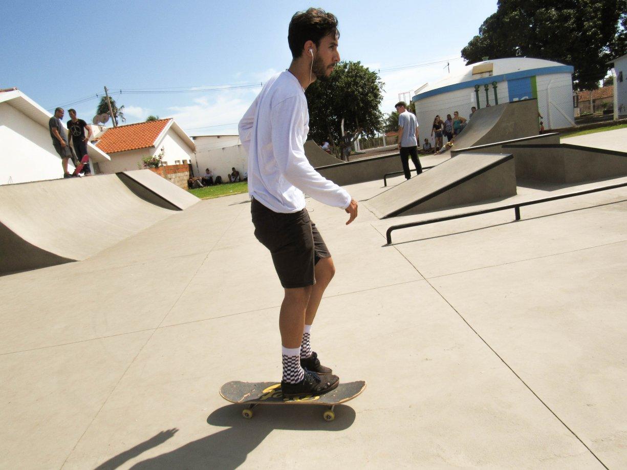 Prefeitura Municipal de Guzolândia Inaugura Pista de Skate!