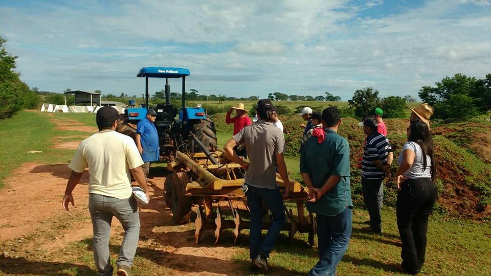 Curso Operação e Manutenção de Tratores Agrícolas