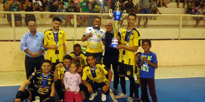Balada esportiva e final do campeonato