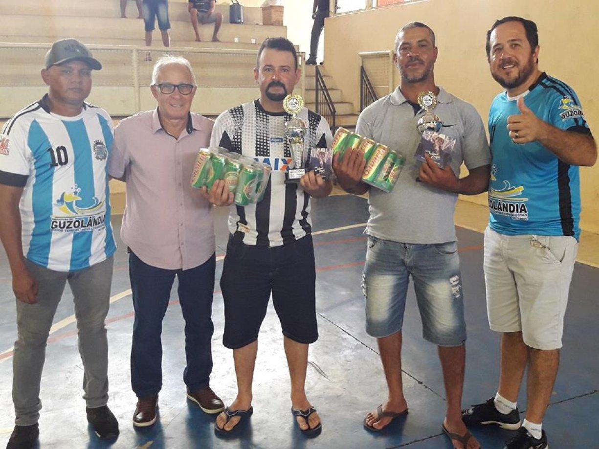 Em comemoração ao Aniversário da Cidade foi realizado um Torneio de Truco.